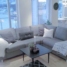 Birgit Helen Skogmo @skogmos Instagram photos   Websta New Homes, Couch, Photos, Inspiration, Furniture, Instagram, Home Decor, Home Ideas, Living Room