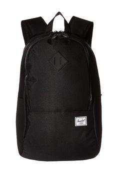 Herschel Supply Co. Nelson (Black/Black Rubber) Backpack Bags - Herschel Supply Co., Nelson, 10246-00155-OS, Bags and Luggage Backpack, Backpack, Bag, Bags and Luggage, Gift, - Fashion Ideas To Inspire