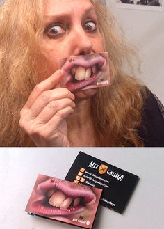 19 Innovative Business Cards for your Inspiration