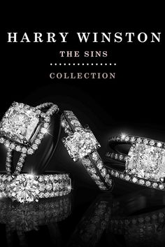 Harry Winston Necklace Collection | Harry Winston Jewelry - The sins collection | Flickr - Photo Sharing!