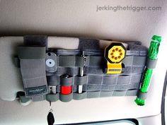 MOLLE Visor Panel. - Adventure Time - Adventure Ideaz
