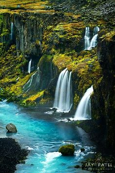 Valley of Tear,Iceland.
