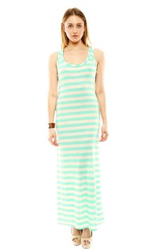 Yay! Can't wait to wear my striped Maxi now that it's warmer