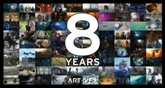 Today marks the anniversary of It was a great year of exciting and impressive shows. Thanks to everyone for your interest about my work! 8th Anniversary, Photo Wall, Thankful, Events, Frame, Decor, Picture Frame, Photograph, Decoration