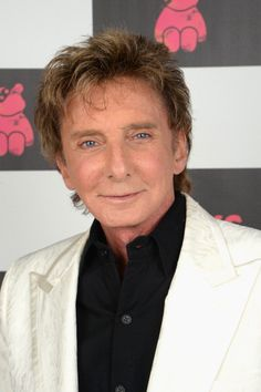 images of barry manilow 70's | Children In Need Rocks: EXCLUSIVE Backstage Studio