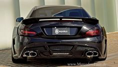Mercedes-Benz SL by Vitt Performance #mbhess #mbcars #mbtuning #VittPerformance