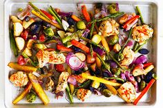 7 Sheet Pan Chicken Dinners To Make This Week