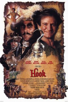 "Hook.  ""Looky looky, I've got hooky!"""