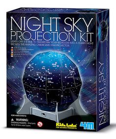 Create a Night Sky Science Kit