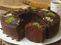 Aromasıyla lezzetli ve oldukça pratik bir çaylı kek tarifi...