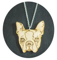 Image of Boston Terrier necklace Boston Terrier, Gold Necklace, Necklaces, Image, Jewelry, Boston Terriers, Gold Pendant Necklace, Jewlery, Bijoux