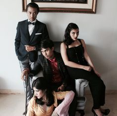 RANAWAY Project: Edge of Glory  Shot by @rifakharc MUA & Style director: @rifakharc Talents: @fabiansatrianar @andiniskayanti @abeyya @meidianto_  Instagram: ranawayproject