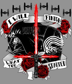 I am pinning this so when kylo destroys Snoke, this image will be a misguided attempt to read into the saga.