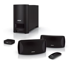 Bose CineMate Series II Digital Home Theater Speaker System (Discontinued by Manufacturer)