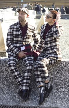 Street style by LINEAPELLE Pitti Uomo 89 - Jan 2016