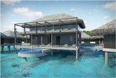A unique vacation destination in the Maldives - the Velaa resort
