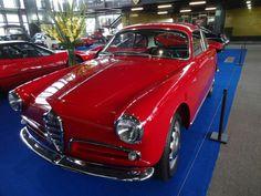 Alfa Romeo Giulietta Sprint 1958