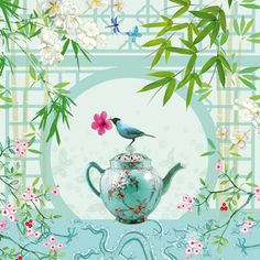 Linda Edwards cards - Lemongrass