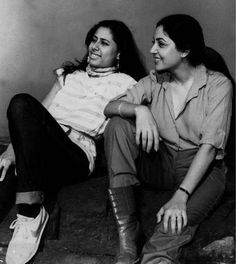 SAMITA PATIL AND DIPTI NAVAL