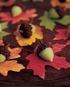 best marzipan acorns recipe on