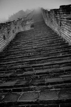 La Gran Muralla China, Patrimonio de la Humanidad de la Unesco #China #LaGranMuralla