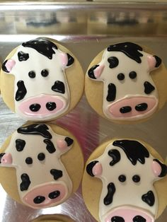 Cow Cookie