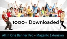 Perception System's All in One Banner Pro Extension Crossed 1000 Downloads