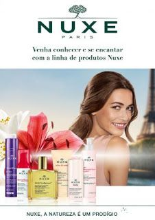 Chic e Fashion: NUXE promove ação especial nas lojas Sephora