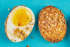 The Best Way to Spice Up a Hard-Boiled Egg — 10 Ways to Upgrade a Hard-Boiled Egg | The Kitchn