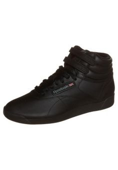 403a40bc629 Reebok Classic FREESTYLE - High-top trainers - black for with free delivery  at Zalando