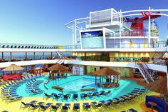 Carnival Vista Beach Resort Pool