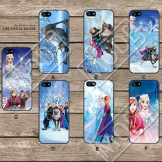 Disney Frozen Elsa and Anna iPhone5s Case iPhone 4 by CaseMode, $8.99