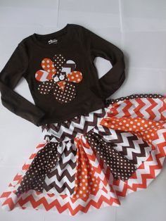 Girls thanksgiving outfit, baby girl clothes, baby fall clothes ...