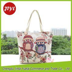 ddbd2b469e0e 2016 Fashion Women Tote Handbag Bags Waxed Canvas Hand Bag Floral Print  Handbags for Ladies Waxed