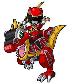 Red dino c harge ranger Power Ranger Dino Charge, Power Ranger Party, Power Ranger Birthday, Go Go Power Rangers, Mighty Morphin Power Rangers, Kamen Rider, Power Rangers Dino Supercharge, Desenho Do Power Rangers, Powe Rangers