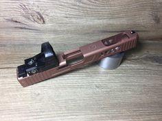 Slide Glock 34 + Leupold Sight
