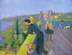 maurice denis in Art Maurice Denis, Paul Gauguin, Post Impressionism, Impressionist, Rhythm Art, Art Français, Avant Garde Artists, Edouard Vuillard, Fauvism