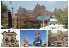Cars Land Attractions Info & Review. #Disney #CarsLand