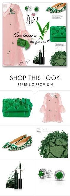 """""""I is for Ikat"""" by eula-eldridge-tolliver on Polyvore featuring Benedetta Bruzziches, Zayan The Label, Rupert Sanderson, Urban Decay, Le Métier de Beauté and Bling Jewelry"""