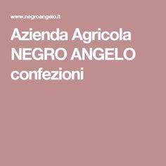 Azienda Agricola NEGRO ANGELO confezioni