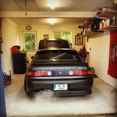 #Nissan #Silvia #S14 #JDM #Modified #Slammed #Stance