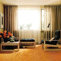 Window Dressing — August 4, 2015 — Supreme Interiors celebrates the enduring appeal of floor to ceiling drapes