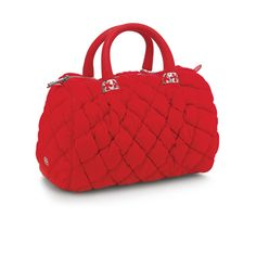 Folli Follie  Fluffy and Red   #follifollie #red #bag