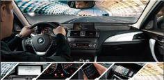 #AutoFerro #BMW Serie 1 Connected Drive - Seguí conectado a tus redes sociales, escuchá la radio por Internet, utilizá las funciones iPod, actuales y futuras, de tu iPhone  www.autoferro.com