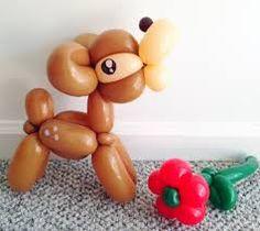 dinosaur balloon animals - Google Search