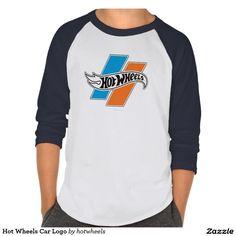 Hot Wheels Car Logo Shirt