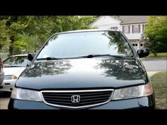 Honda odyssey cabin air filter change how to video youtube honda odyssey engine air filter change 1999 2004 youtube sciox Image collections