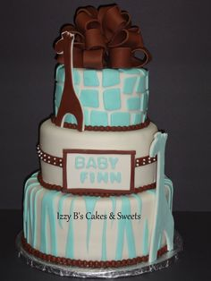 1000 Images About Blue And Brown Baby Shower Ideas On Pinterest Blue Brown Tiffany Blue And