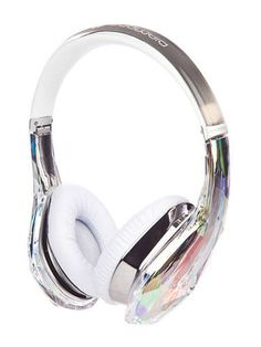 On-Ear Headphones for valentine's day (Cool Gadgets For Teens) Cute Headphones, Bluetooth Headphones, Gifts For Teens, Monster, Cool Gadgets, Phone Accessories, Girly Things, Bling, Crystals