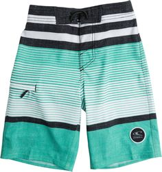 O'NEILL TODDLER HEIST STRIPED BOARDSHORT Image